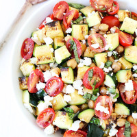 Grilled-Zucchini,-Chickpea,-Tomato,-and-Goat-Cheese-Salad-3