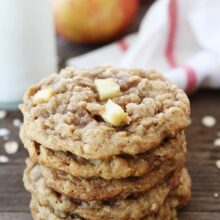 Peanut-Butter-Apple-Oatmeal-Cookies-1