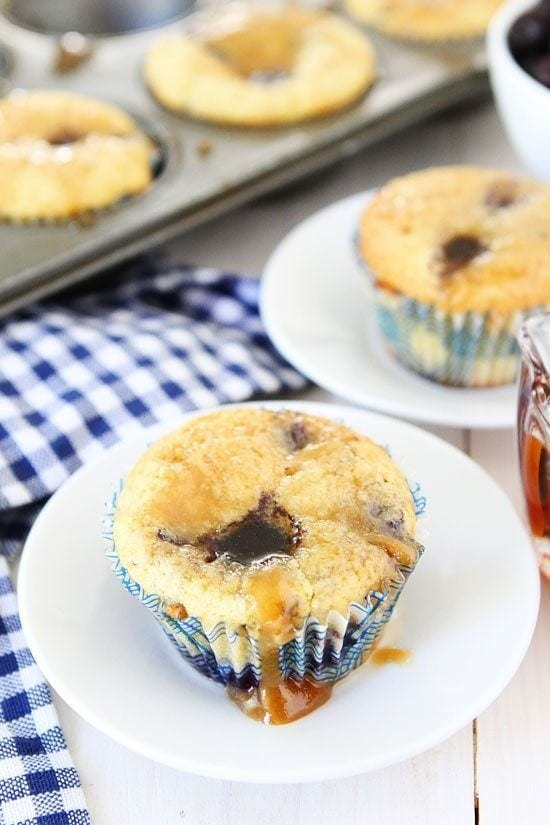 Blueberry Muffin Recipe Bbc Food