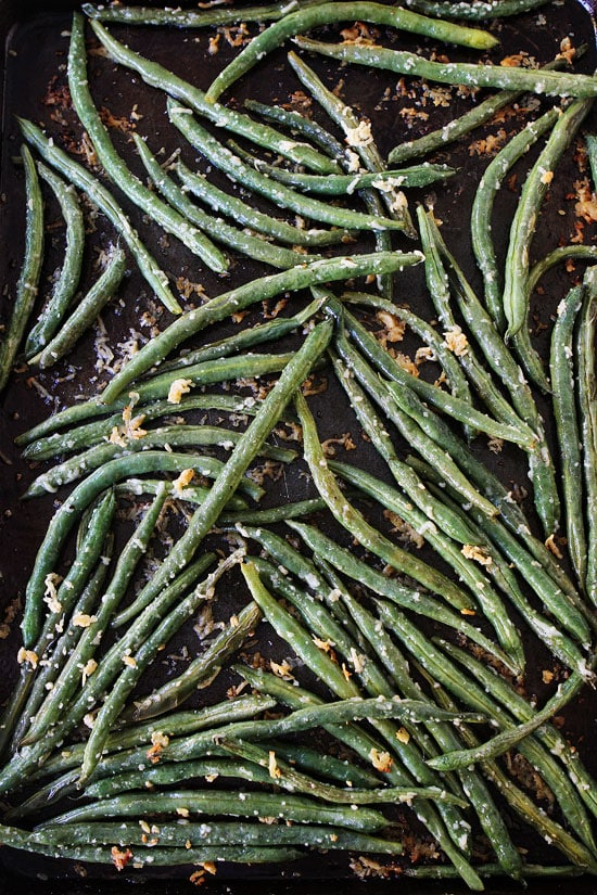 -minute side dish to make, try our Roasted Lemon Parmesan Green Beans ...