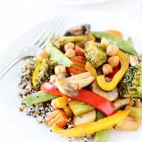 Easy-Chickpea-Vegetable-Stir-Fry-6