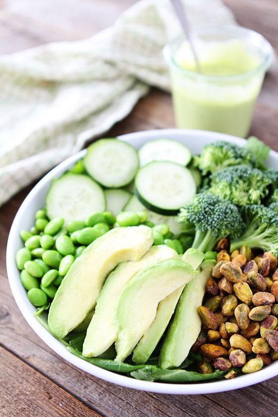 Get Your Greens Salad Recipe