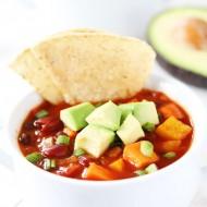 Slow-Cooker-Vegan-Sweet-Potato-Chili-5