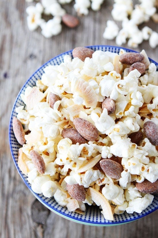 Toasted Coconut Kettle Corn Recipe