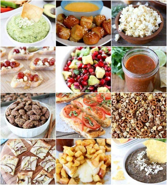 Party appetizers appetizer recipes two peas their pod for Great party appetizer recipes