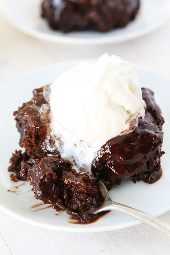 Chocolate Pudding Cake | Two Peas & Their Pod | Bloglovin'