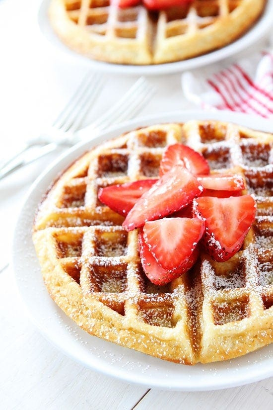 Great Easy Waffles Recipes — Dishmaps