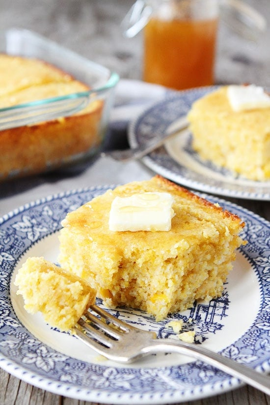 Easy Cornbread-this is the BEST homemade cornbread recipe and it is ...