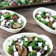 Roasted-Mushroom,-Kale,-and-Goat-Cheese-Tacos-1