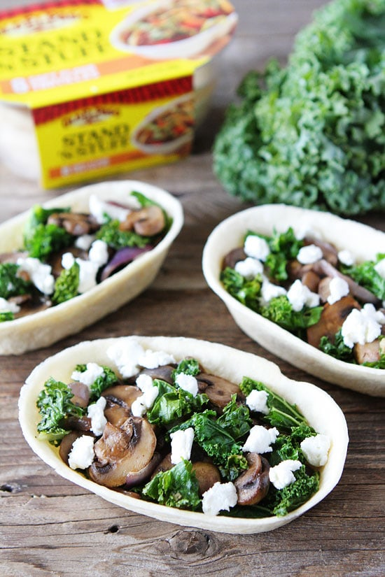 Roasted Mushroom Torta With Goat Cheese And Black Beans Recipes ...