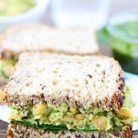 Smashed-Chickpea,-Avocado,-and-Pesto-Salad-Sandwich-4
