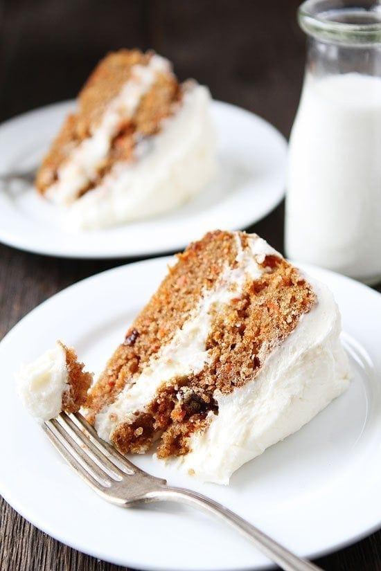 Simple Carrot Cake Recepie