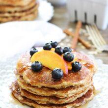 Cinnamon-Oatmeal-Pancakes-1