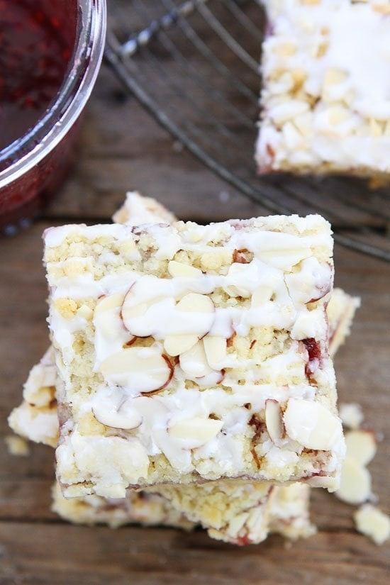almond shortbread bars giveaway more almond yum jam almond almond ...