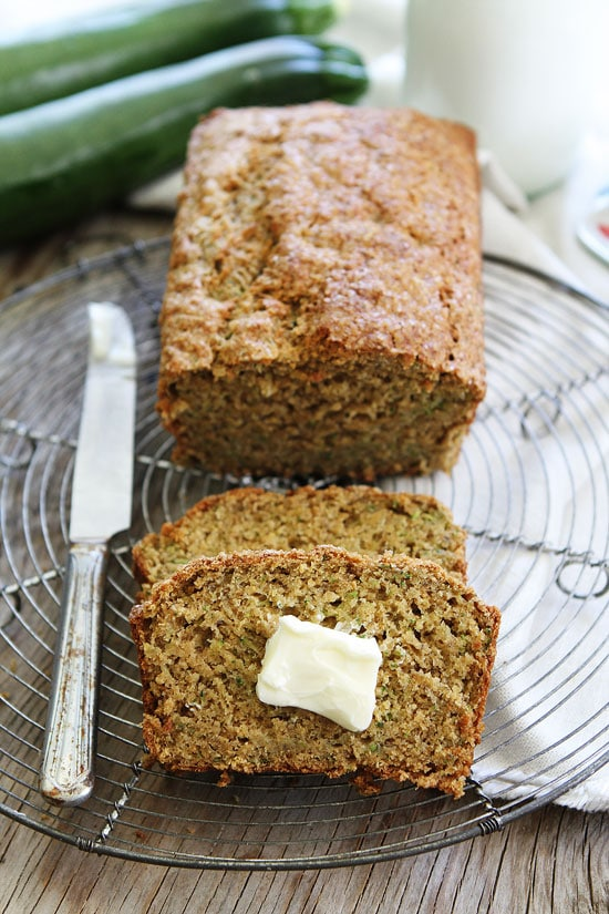 Zucchini banana bread a blend of your two favorite breads this easy