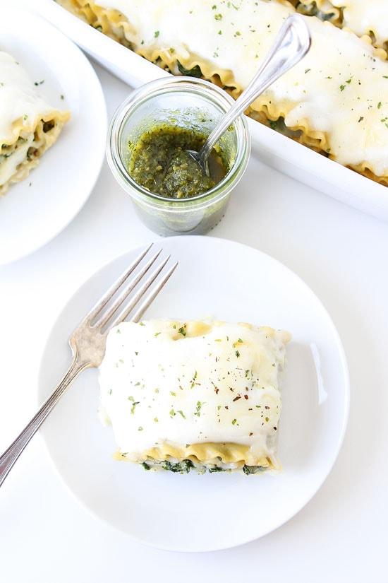 Pesto Lasagna Recipe Food Network