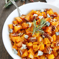 Roasted-Butternut-Squash-with-Balsamic,-Blue-Cheese,-and-Pecans-6