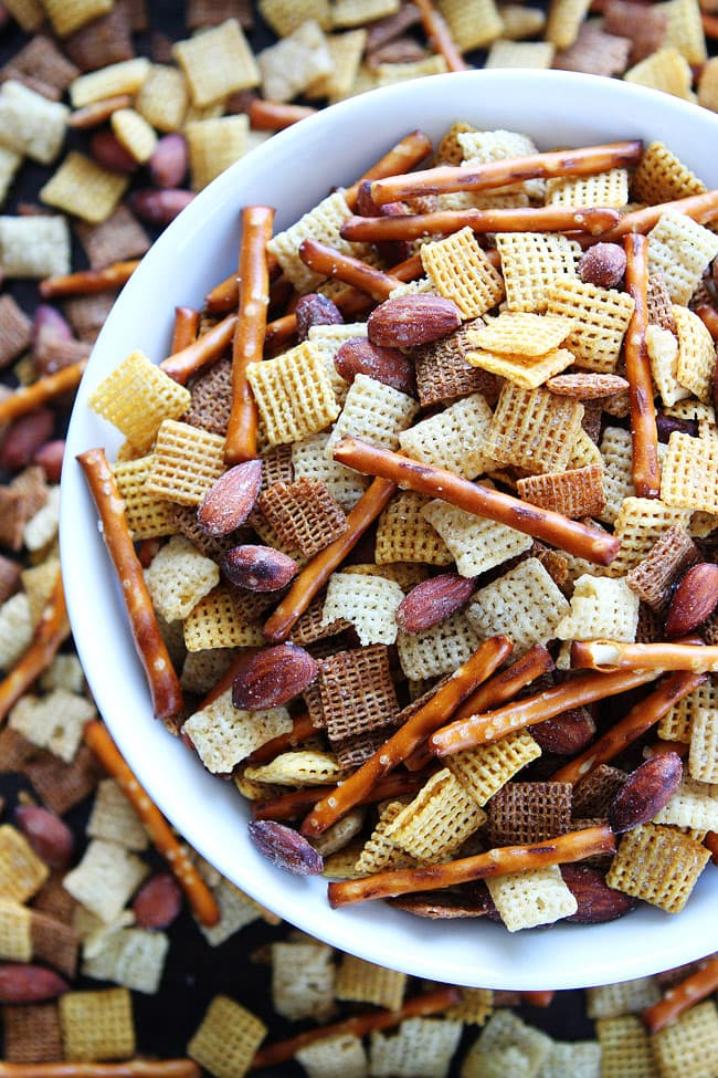 Salt 'n Vinegar Snack Mix