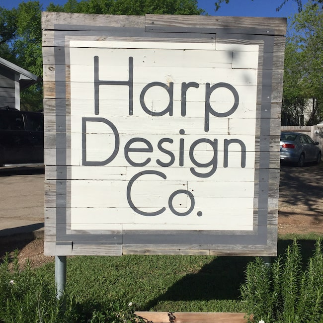 Harp design co in waco texas see more on twopeasandtheirpod com