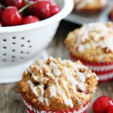 Cherry-Almond-Streusel-Muffins-6