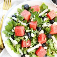 Watermelon,-Blueberry,-and-Jicama-Arugula-Salad-4