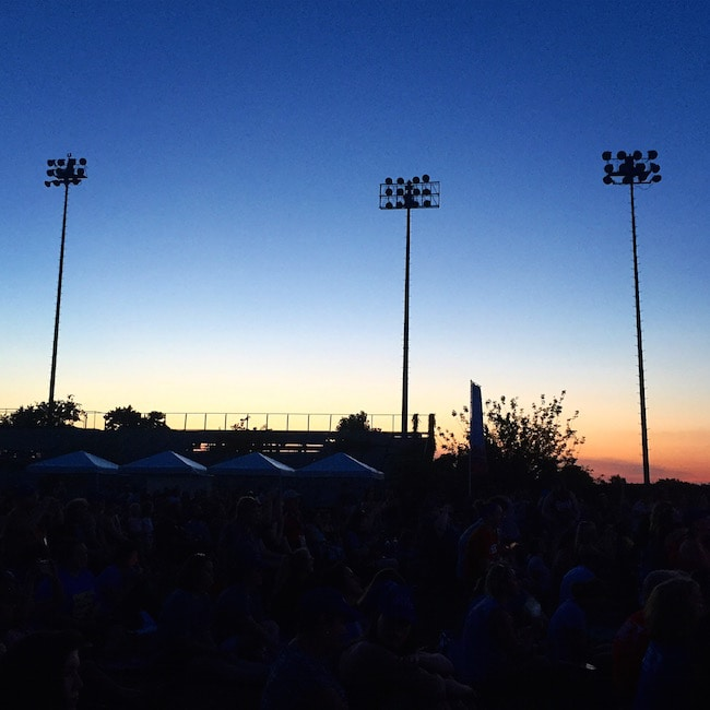 ATX Festival and the FNL's Tailgate Party in Austin