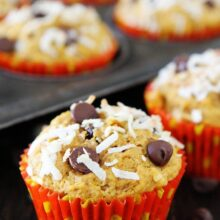 pumpkin-coconut-chocolate-chip-muffins-3