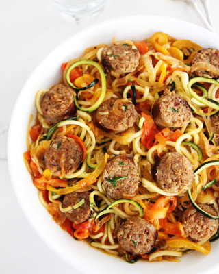 sausage-and-peppers-with-zucchini-noodles-13