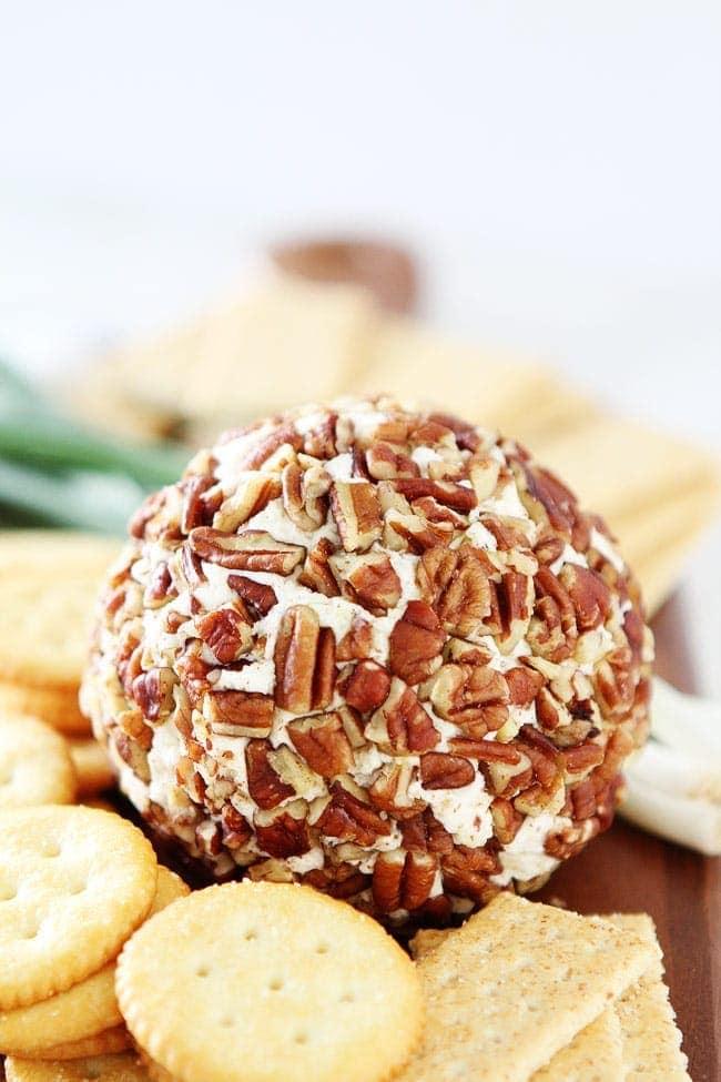 Easy Cheese Ball Recipe