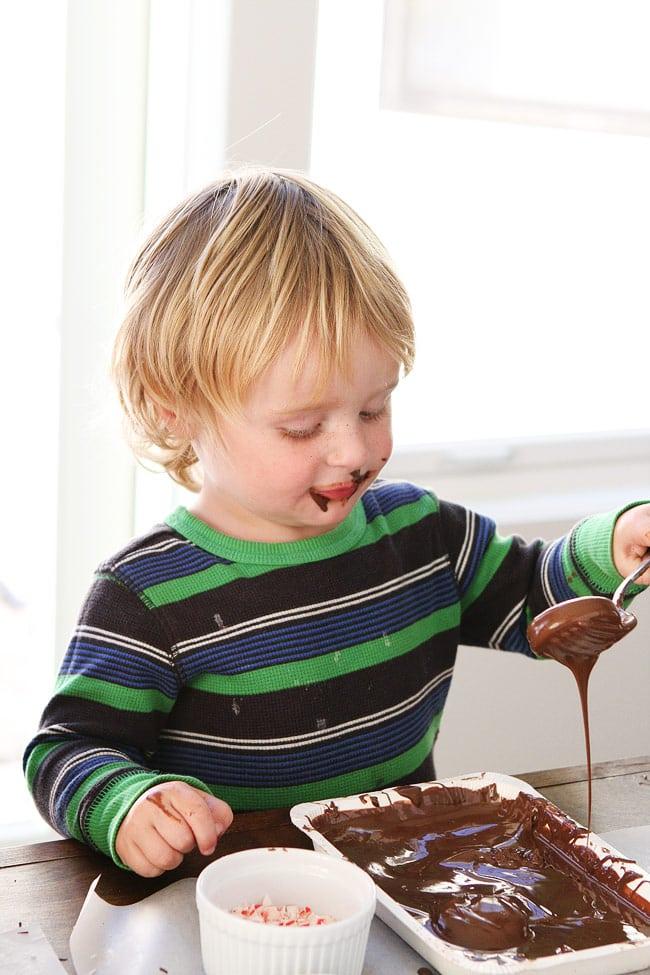 Chocolate dipped oreo cookies recipe