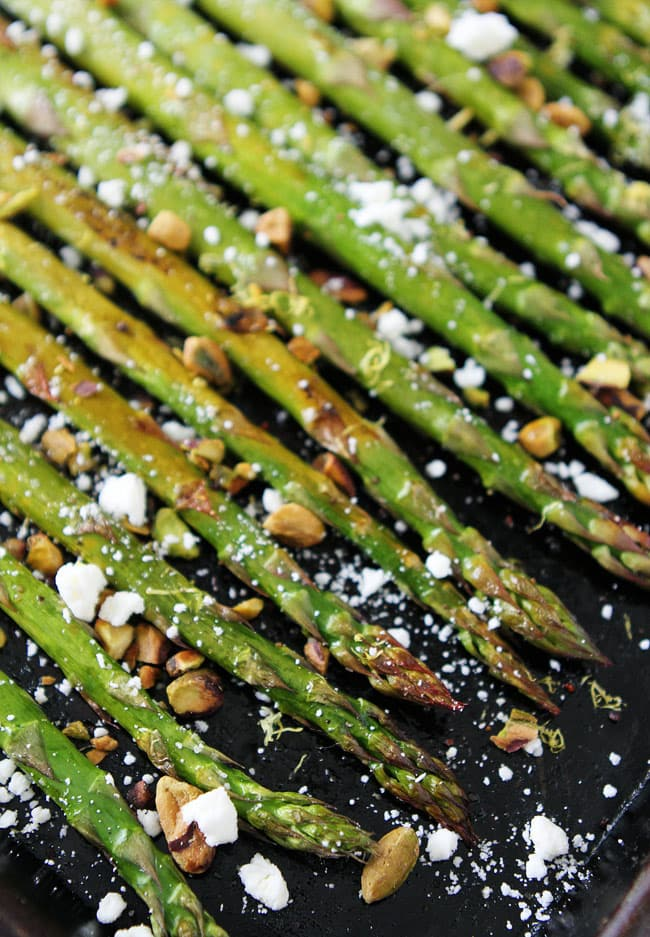 how to make the best asparagus
