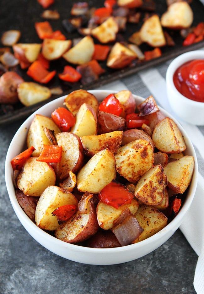 Roasted Breakfast Potatoes Recipe