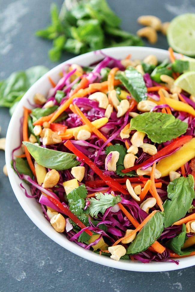 Thai Cabbage Salad Recipe